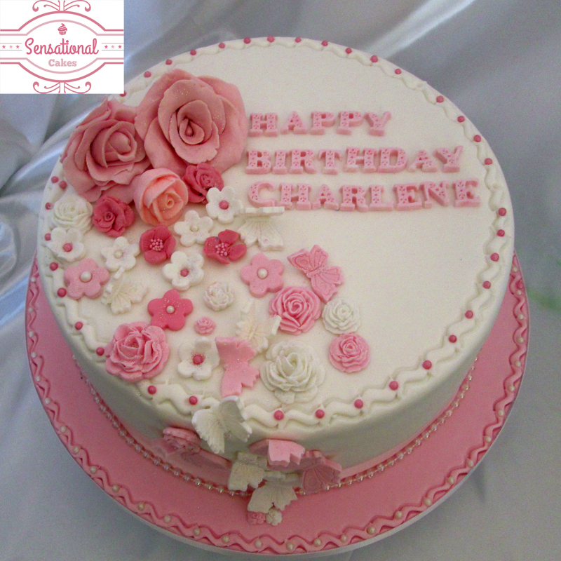 Birthday Cake Pics For Ladies : Birthday Cakes Archives - Sensational Cakes