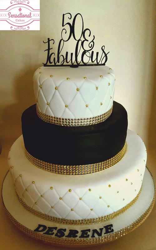 50 Fabulous Birthday cake Sensational Cakes